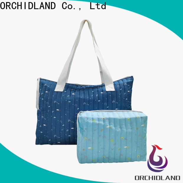 Orchidland Bags Custom shopping bag supplier supply for stores