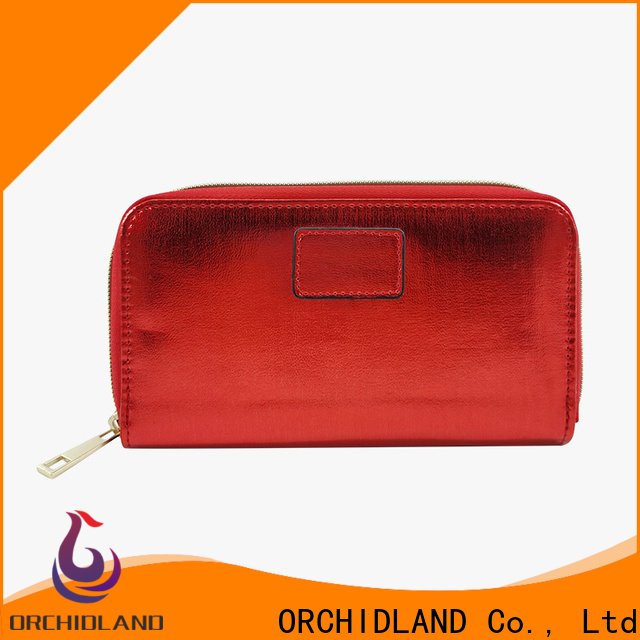 Orchidland Bags custom wallet manufacturer price for carrying money