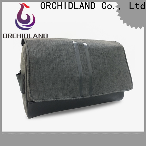 Customized professional makeup bag supply for carrying towel