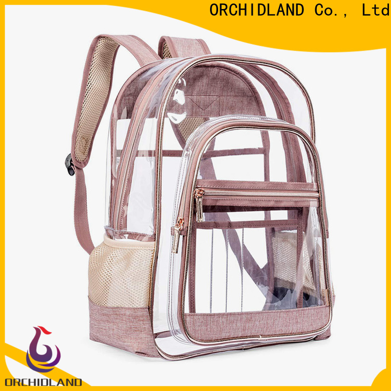 Orchidland Bags Professional custom backpack manufacturers factory price for outdoor
