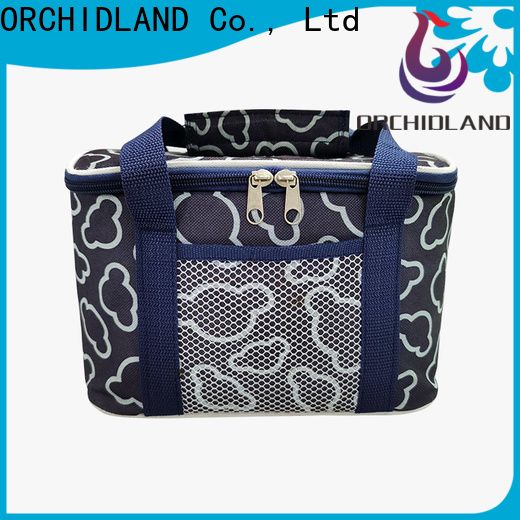 Orchidland Bags Professional cooler bag supplier cost for holiday outings