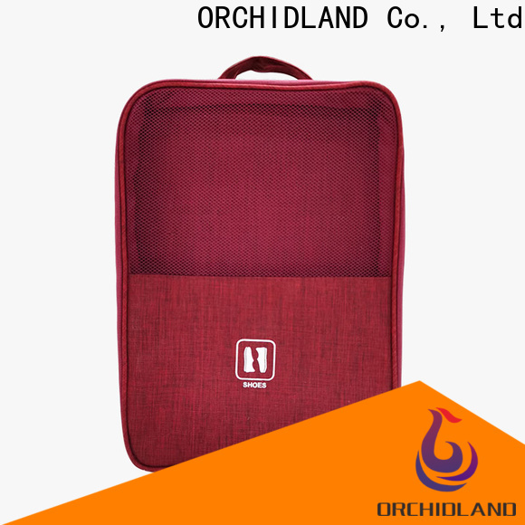 Orchidland Bags travel shoe bag suppliers for long-distance travel