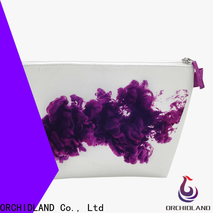 Custom toiletry bag supply for carrying towel