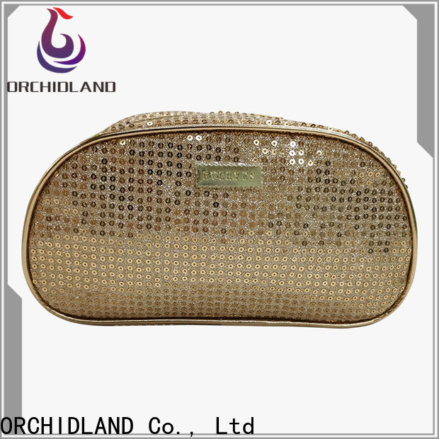 Orchidland Bags Custom makeup bag wholesale suppliers factory for toothbrush carrying