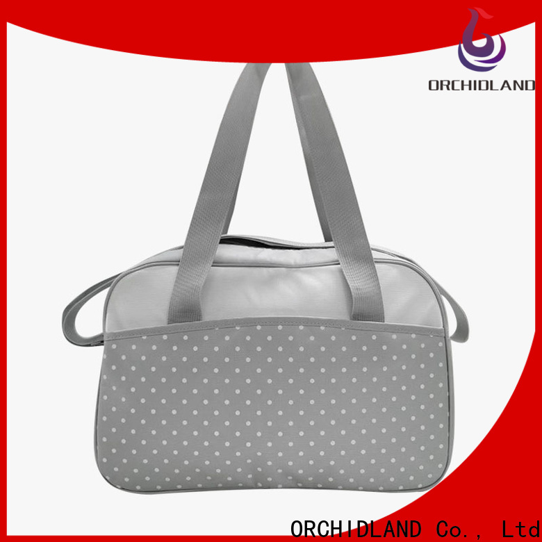 Orchidland Bags Customized crossbody shoulder bag wide range of applications