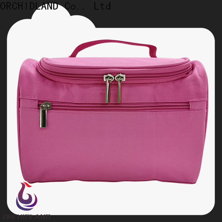 Orchidland Bags Professional makeup kit bag manufacturers for carrying towel