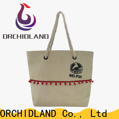 Customized wholesale handbags suppliers for sale for travelling