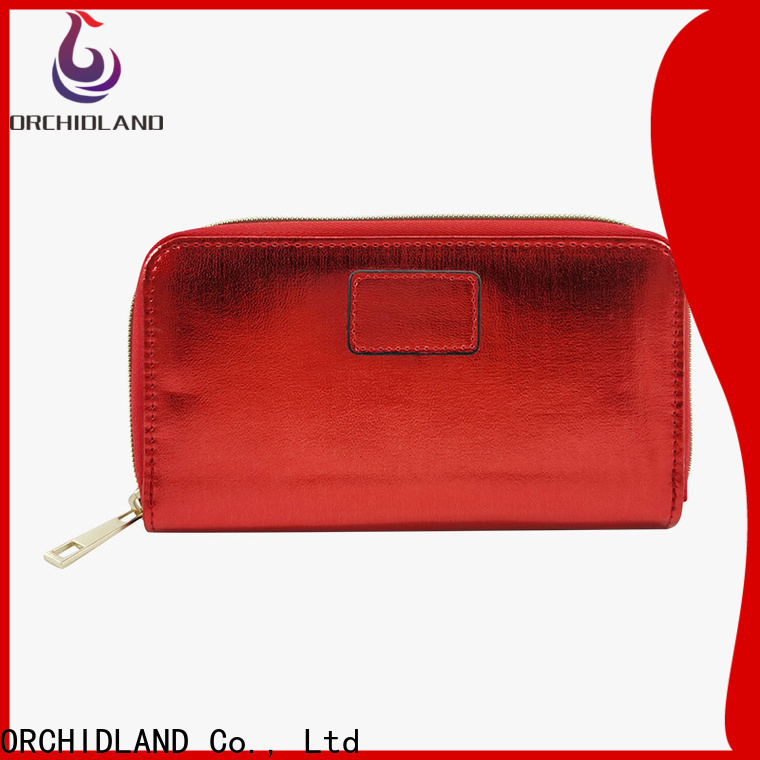Orchidland Bags custom made wallets supply for carrying cards