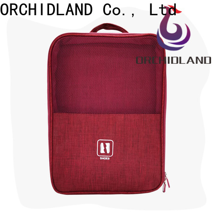 Orchidland Bags custom shoe bag supply for long-distance travel
