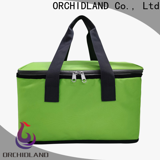 Orchidland Bags Quality custom cooler bag for holiday outings