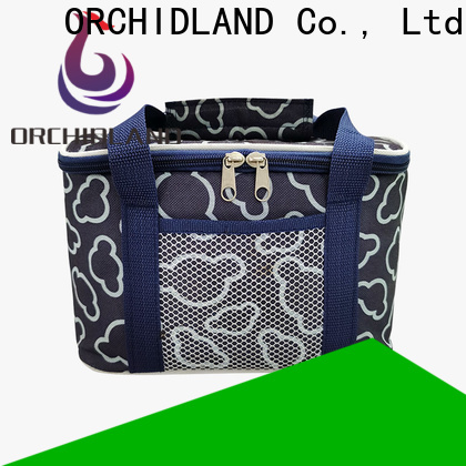 Orchidland Bags Latest custom cooler bag suppliers for driving trips
