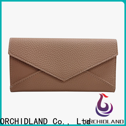 Orchidland Bags custom wallet price for carrying cards