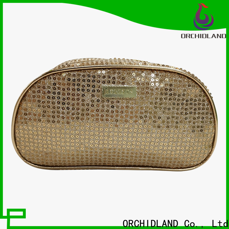 Orchidland Bags Custom professional makeup bag cost for toothbrush carrying