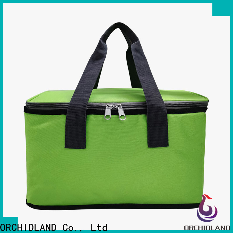 High-quality custom insulated bags wholesale for holiday outings