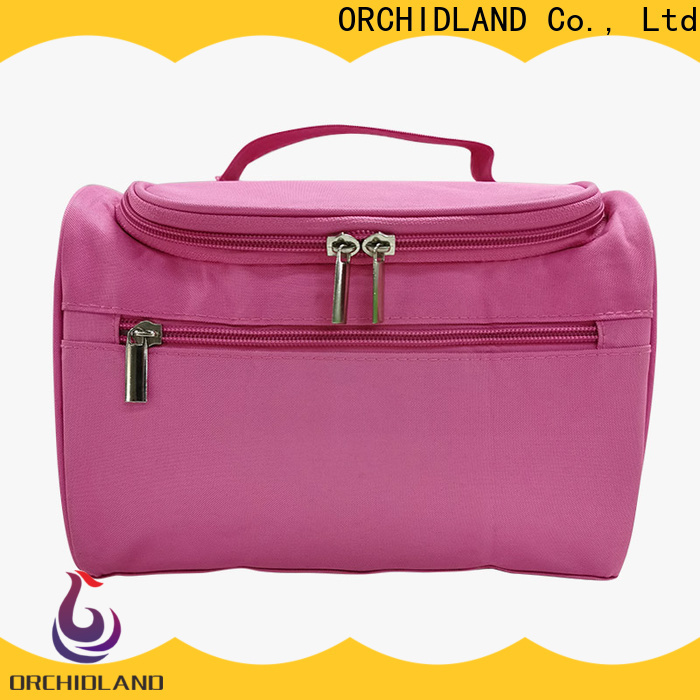 Orchidland Bags Quality cosmetics bag cost for carrying towel
