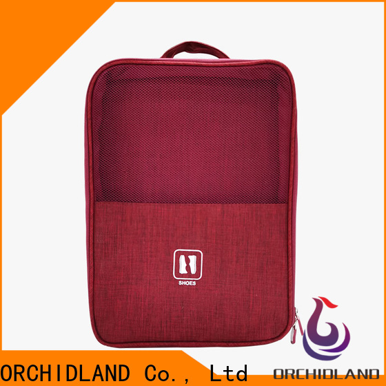 Orchidland Bags cloth shoe bags factory price for business trip