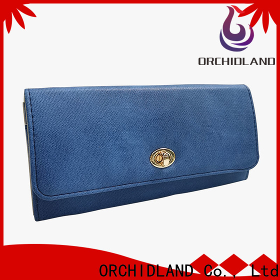 Orchidland Bags long wallet for men wholesale for carrying keys