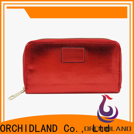 Orchidland Bags Custom made custom wallet manufacturer wholesale for carrying keys