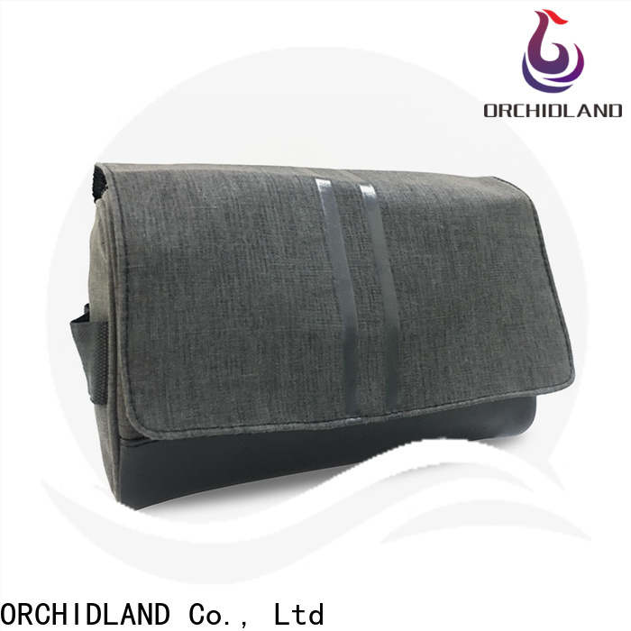 Quality luxury toiletry bag wholesale for carrying towel