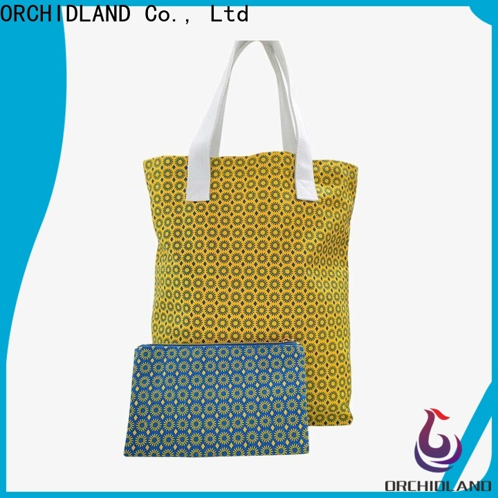 Top clear bags with handles company for shops
