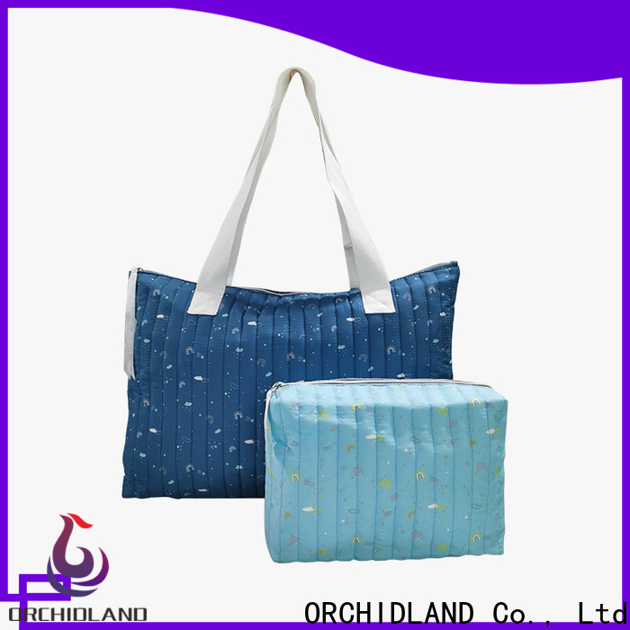 Orchidland Bags Best cotton tote bag factory for stores