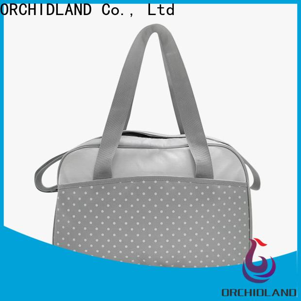 Quality black shoulder bag for multi uses