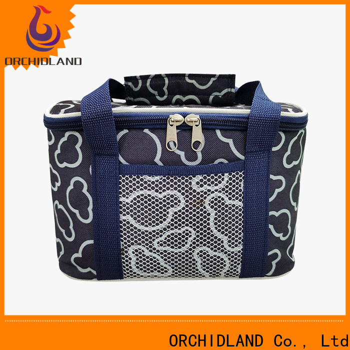 Orchidland Bags Custom made cute cooler bags cost for holiday outings