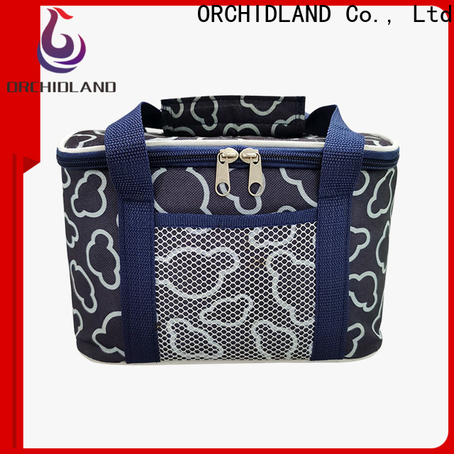 Orchidland Bags cooler lunch bag wholesale for driving trips