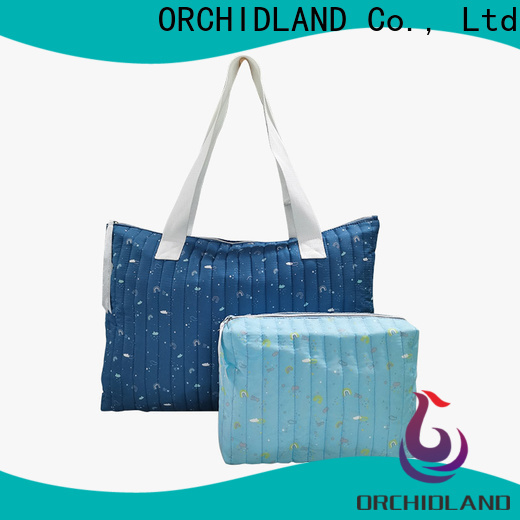 Orchidland Bags reusable shopping bags wholesale for supermarket
