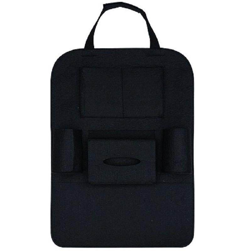 Car seat storage bag multifunctional car bag storage bag seat back storage bag felt car storage bag