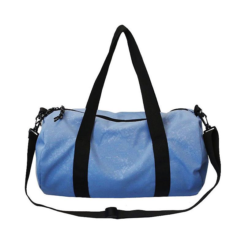New style fitness bag short distance travel bag Korean version large capacity One Shoulder Messenger Bag