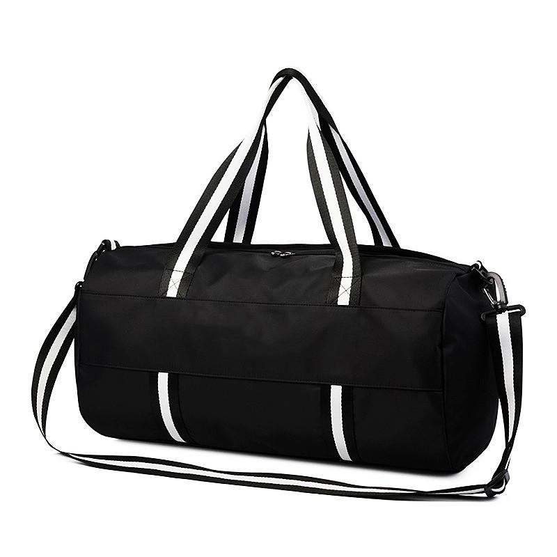 Travel bag, hand-held messenger bag, travel bag, training bag, sports bag, one shoulder luggage bag, dry wet separation fitness bag