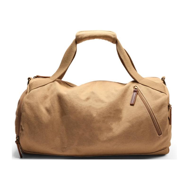 Dry wet separation fitness bag single shoulder training sports messenger backpack swimming hand luggage travel bag