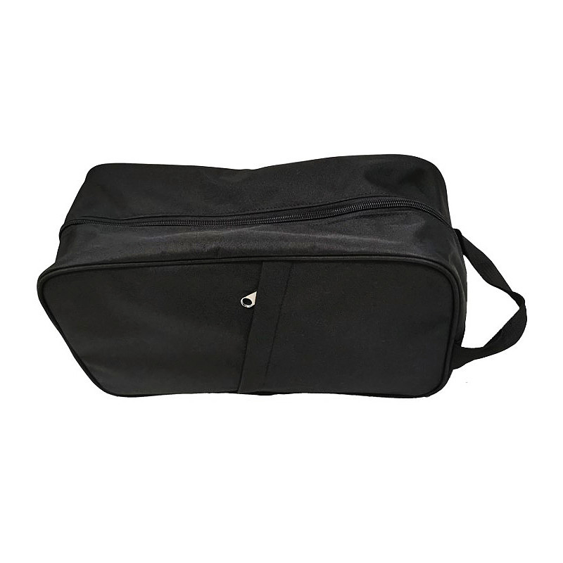 Cationic Oxford cloth shoe bag waterproof double layer travel portable storage bag thickened dustproof