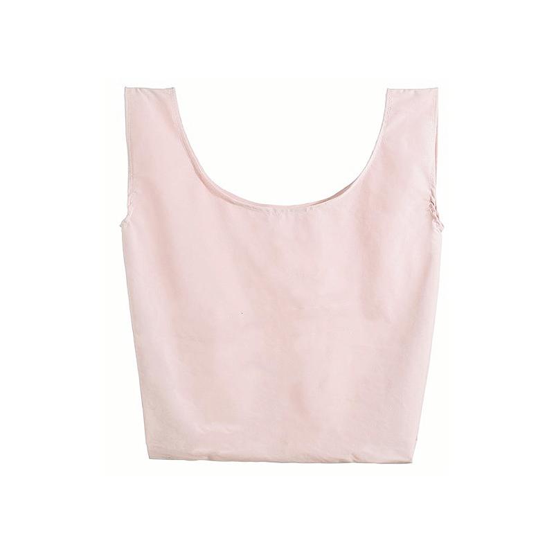 Folding shopping bag leisure portable environmental protection storage bag