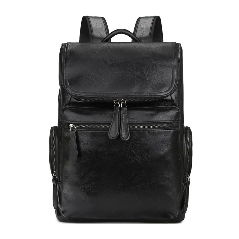 Business backpack new high capacity backpack fashion leisure travel bag