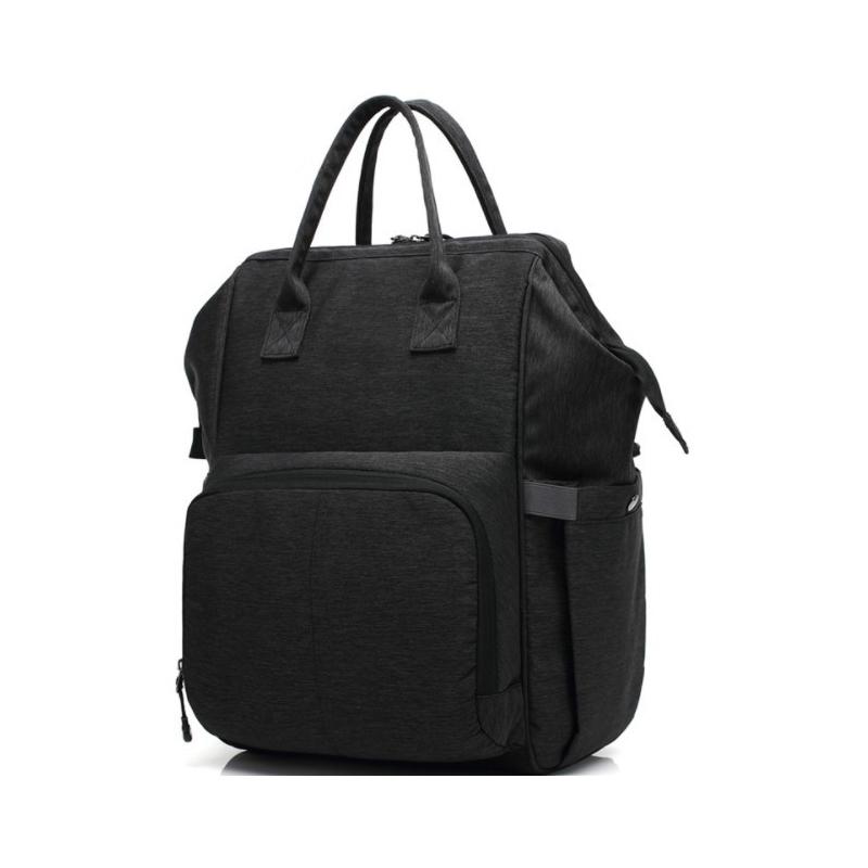 Large capacity multi-functional double shoulder mother baby bag waterproof maternal bottle diaper Backpack