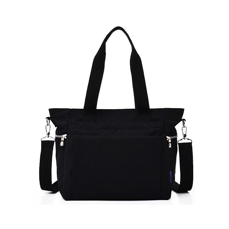 Nylon bag large capacity one shoulder portable messenger bag waterproof Oxford canvas mother bag