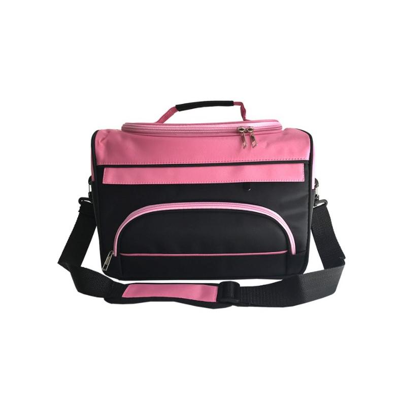 Hairdressing multifunctional kit Canvas Cosmetic Bag Satchel