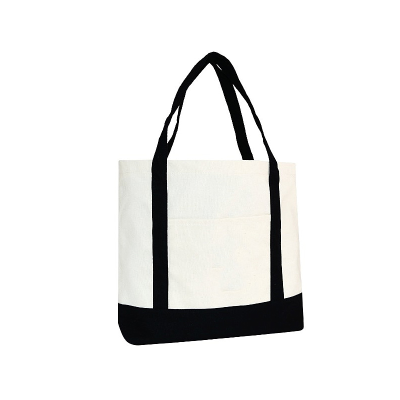 Stitched Cotton Shopping Bag