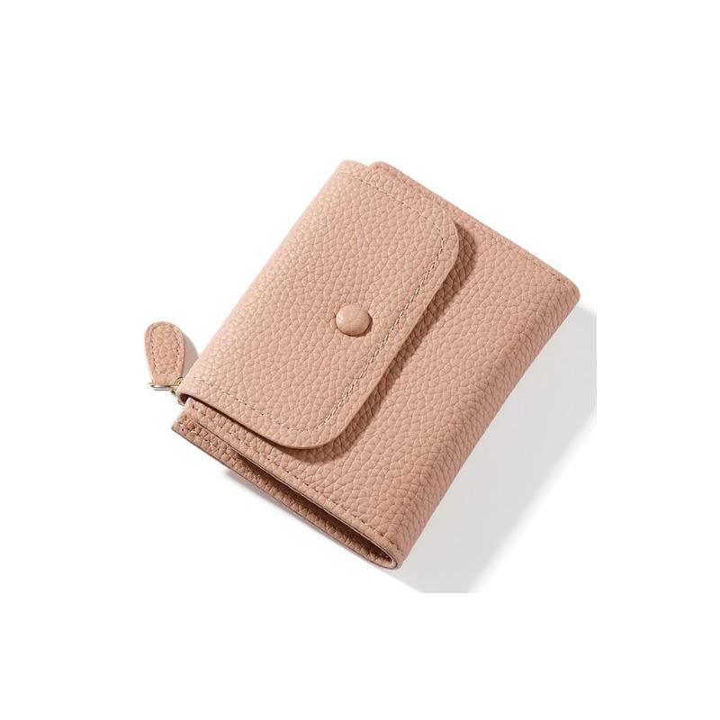 New zipper wallet