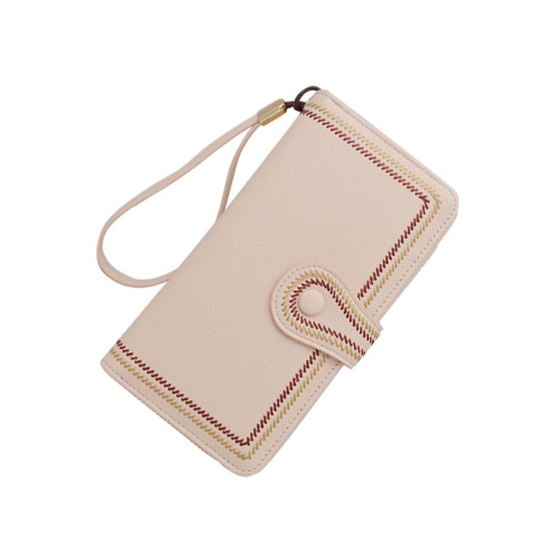 Fashion Ladies' Long Wallet