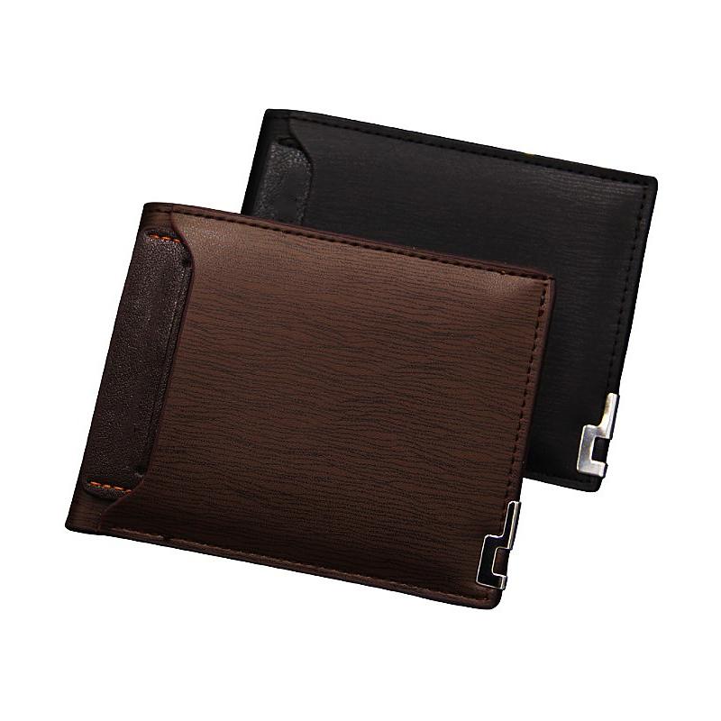 Men's Multifunctional Fashion Short Wallet