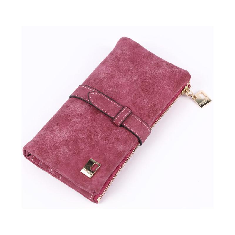 Fashion High Capacity Mid-long Wallet