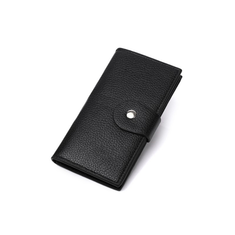Long Men's Business Multi Card Wallet