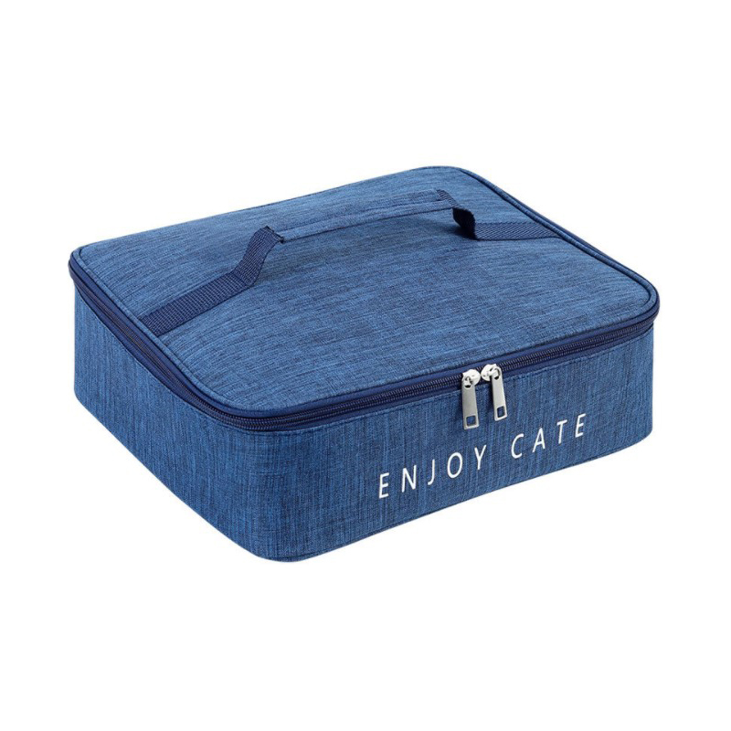 Thermal insulation bag for lunch box