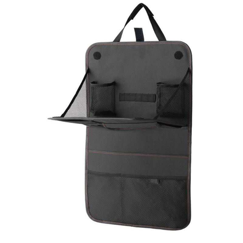 Car storage bag, seat hanging bag, foldable seat back storage bag, car supplies storage bag