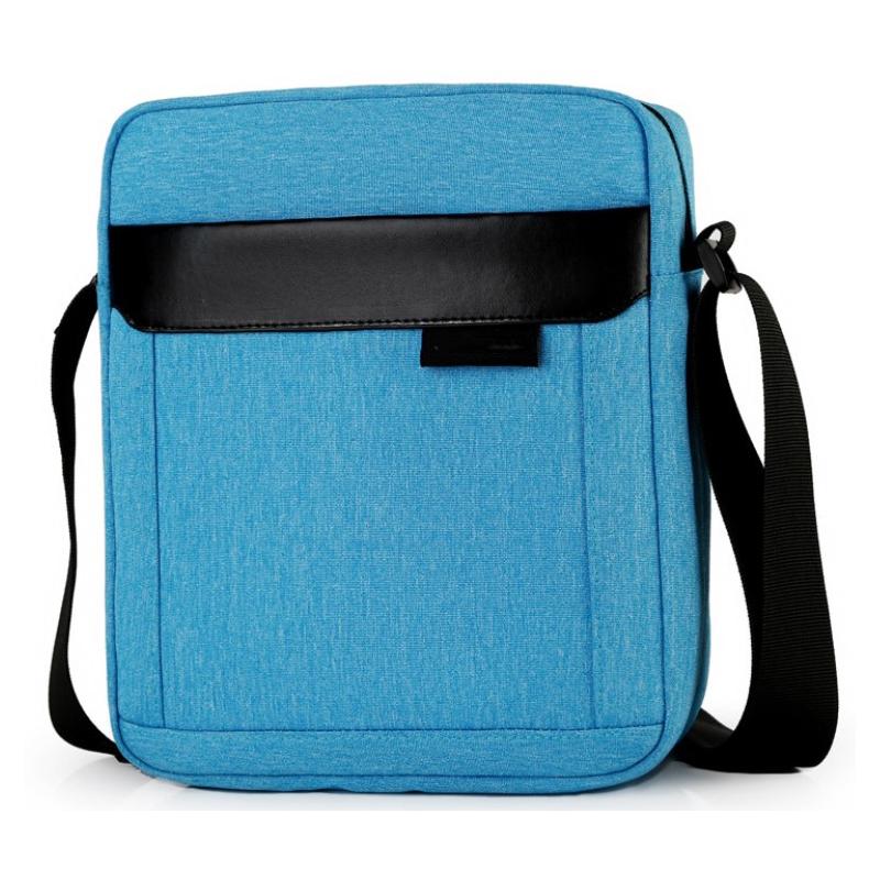 Fashion trend satchel business leisure young men's bag outdoor sports Satchel