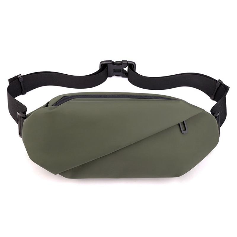Multifunctional large capacity messenger bag