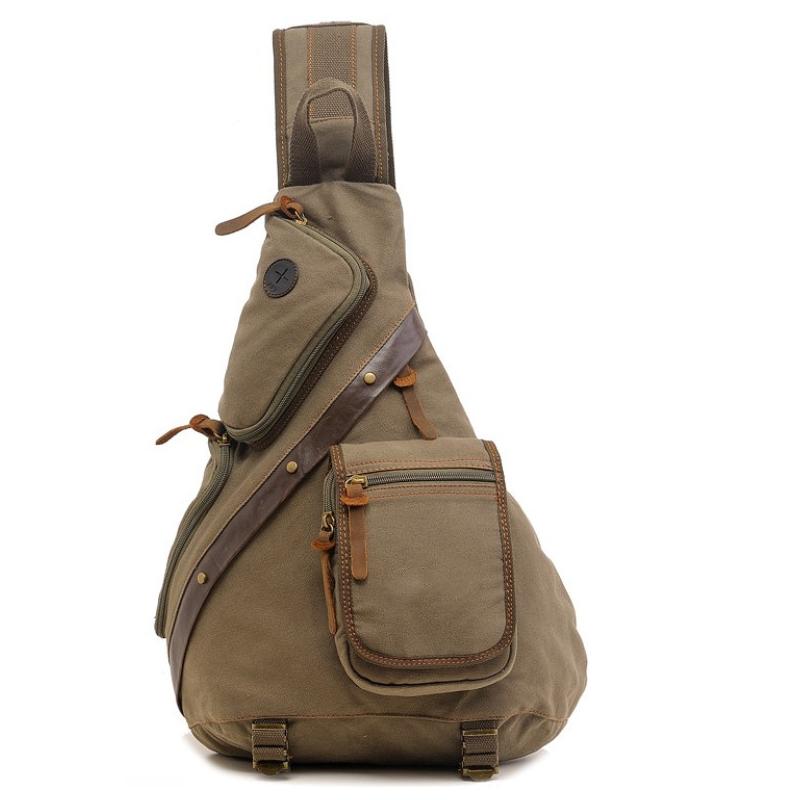New multi function large capacity messenger bag